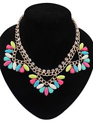 zoanna Frauen großen europäischen Stil Halskette 109530