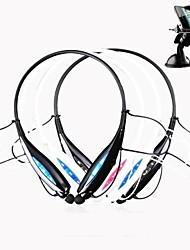 stéréo sans fil Bluetooth casque écouteur casque pour l'iphone 6 / 6plus / 5 / 5s / 4 / 4s samsung htc lg sony xiao km