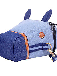 Plume Moon PM40426A Cute Horse's head Shaped Single-shoulder Camera Bag for Canon/Nikon
