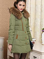YIBEIER Women's Long Sleeve Bodycon Fashion Coat