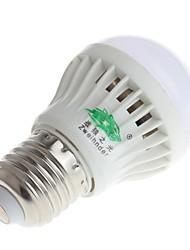 3W E26/E27 LED Globe Bulbs A50 11 SMD 3528 280-300 lm Natural White Decorative AC 85-265 V