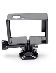 Fat Cat Smooth Frame Mount/Holder For Gopro Hero 2 Gopro Hero 3+ Gopro Hero 4Skate Snowmobiling Aviation Film and Music Motorcycle