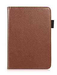 Shy Bear™ 6 Inch Leather Cover Case for Amazon Kindle touch Ereader