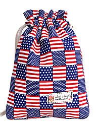 fenchii a bandeira americana bolsa de pano padrão para sony a7r / A6000 / nex10