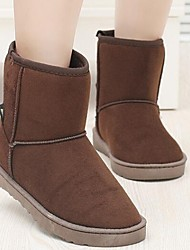 Enthone  Women's Han Edition Features Straight Warm And Comfortable  Boots 3110 BrownShoes