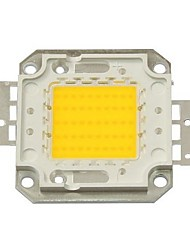 50w 4500lm 3000k warmweiße LED-Chip (30-35v)