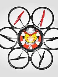 Vli 2.4G 4CH Giant Remote Control Helicopter with Gyro/LED Lights/6 Arbor V323