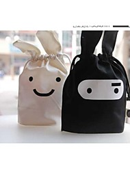 Ninja Rabbit Travel Laundry Lunch Storage Drawstring Pouch Bag Pocket 2 Colors