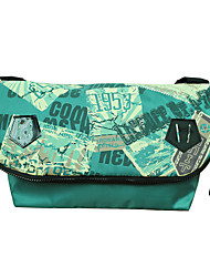 School Uniforms Medium Print Messenger Bag