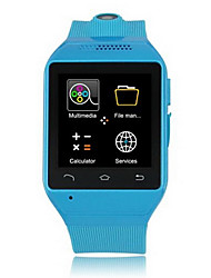 Unisex ZGPAX® S19 Smart Watch Phone Bluetooth 3.0 Sync Call / SMS / Music from Android / iOS Phones