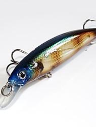 коричневые 11см гольян приманки финта рэп приостановления рыболовные приманки