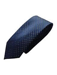 jacquard de seda gravata dos homens