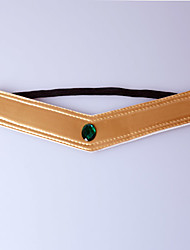 Sailor Moon Sailor Jupiter PU Leather Cosplay hoofdband