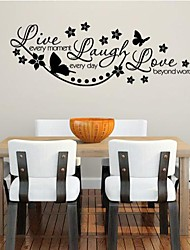 JiuBai® Family Quote Wall Sticker Wall Decal