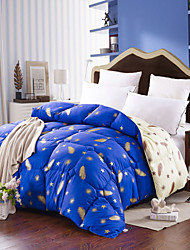 Shuian® Comforter Down Feather Quilt Keep Warm Thickening Quilts
