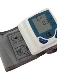 Fully Digital LCD Automatic Arm Blood Pressure Monitor Sphygmomanometer