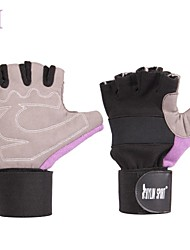 Hand & Wrist Brace Sports Support Breathable Eases pain Thermal / Warm Baseball Fitness Badminton Running Purple Black