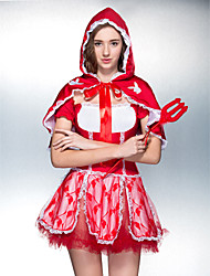 Sext Adult Little4 Red Riding Hood Halloween Dance Costume