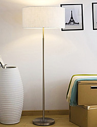 Concise Style Metal Floor Lamp 220V