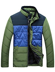 Men's New Autumn Winter To Keep Warm Cotton Coat