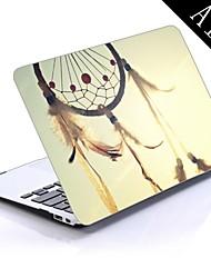 soñar diseño receptor de cuerpo completo caja de plástico protectora para el de 11 pulgadas / 13 pulgadas de aire nuevo macbook