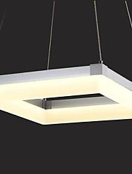 lampes suspendues 1 lumière simple et moderne artistique