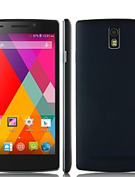 "5.5 5.5 "" Android 4.4 3G-Smartphone (Dual SIM Quad Core 13 MP 1GB + 4 GB Schwarz / Rosa / Weiß / Grün)"