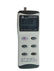 industriële ph meter acidometer draagbare waterkwaliteit tester az8601