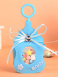 Feeding Bottle Design with Bowknot Favor Bag-Set of 12(More Colors)