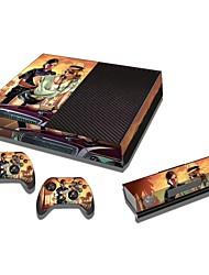 B-Skin® Xbox One Console Protective Sticker Cover Skin Controller Skin Sticker