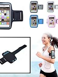 trendy esporte correndo maçã braçadeira para iphone 6 mais (cores sortidas)