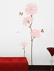 Wall Stickers Wall Decals, Livingroom Tree Flower Home Decoration Poster PVC Wall Stickers