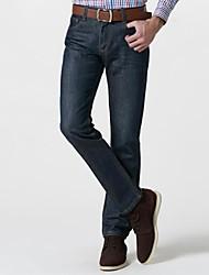 nouvellement causalité longs jeans droits des hommes