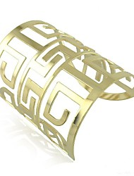 punk vintage gouden hiërogliefen holle armband armbanden