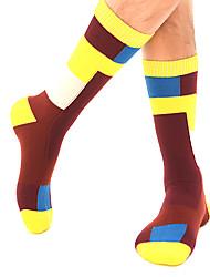 1 Pairs Of Cotton Pattern Stockings