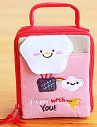 Cute Cartoon Camera Handbag for Fujifilm Mini7S/Mini25/Mini50S(14*12.5*5CM)