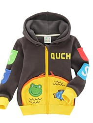 BOY'S utumn/winter fleece jackets