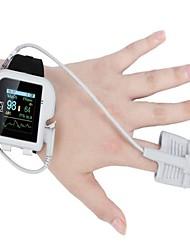 CONTEC® oxymétrie cms50i poignet / shoubiaoshi / adapté à la surveillance continue de l'impulsion de l'oxygène dans le sang