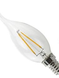 Lampadine a candela - E14 - A - 4.5 W- Dimmerabile/Ornamentale - Bianco caldo
