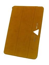 cuir suédé pur boîtier de corps complet pour Mini iPad 3, iPad 2 Mini, Mini iPad (couleurs assorties)