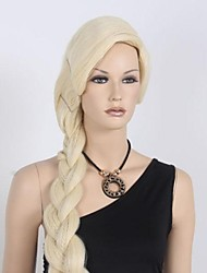Weave Extra Long Synthetic Side Band Wigs