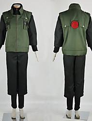 shippuden Shikamaru costume de cosplay