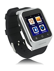 Z008 1.54inch Android 4.4 WCDMA 2100 Watch phone  ROM 4G+8G