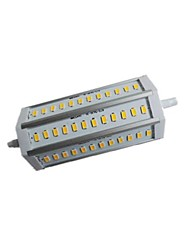 Juxiang R7S 9 W 36 SMD 5630 600 LM Warm White Decorative Corn Bulbs AC 85-265 V