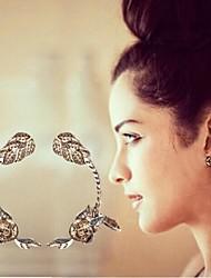 Forme de Fleur Poignets oreille Bijoux Femme Soirée Quotidien Alliage