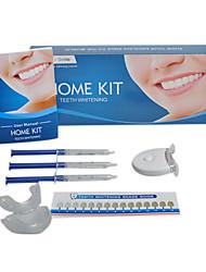 Nicht-Peroxid Zahnweiß-Kits mit Mini-LED-Licht