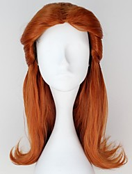 Cosplay Wigs Pirate Movie Cosplay Brown Solid Wig Halloween / Christmas / New Year Female