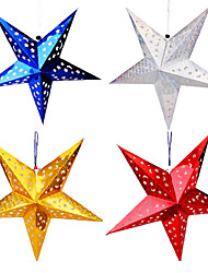 Star Shaped Lamp Cover Christmas Decoration(More Colors)