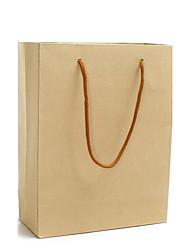 verticales sacs Version de cadeaux en papier brun