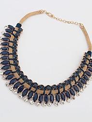 europäischen Stil Straße Shooting Mode Halskette (weitere Farben)